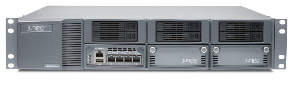 Junos Space Network