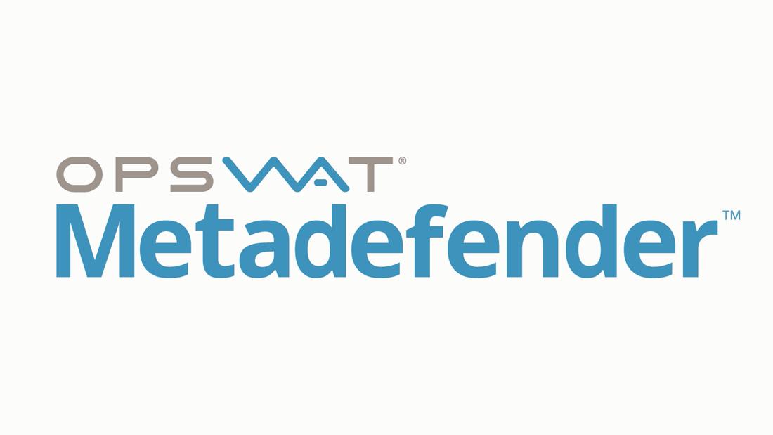 با OPSWAT Metadefender آشنا شوید