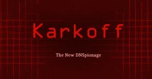 DNSpionage,KarKoff