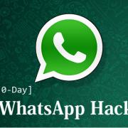 WhatsApp 0-Day Flaw