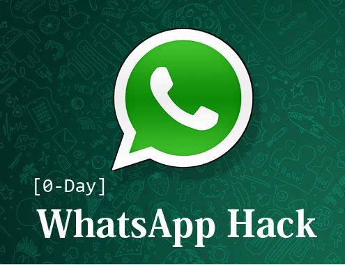 WhatsApp 0-Day Flaw