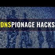 DNSpionage