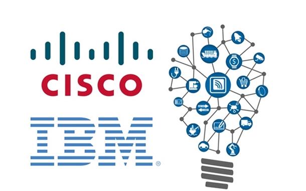سیسکو & IBM