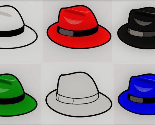 معنی رنگ های مختلف کلاه در هکینگ