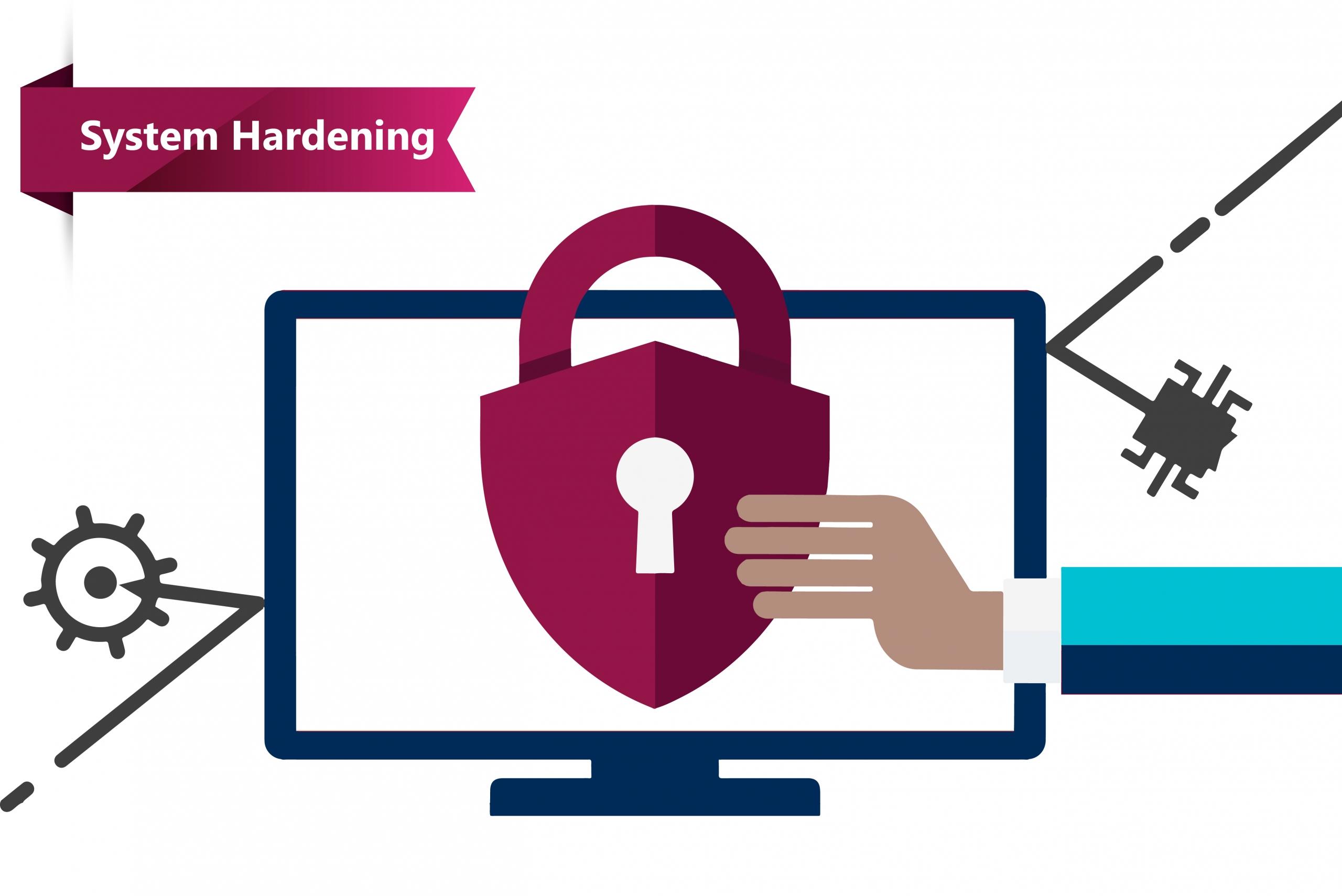 امن سازی سیستم(System Hardening)